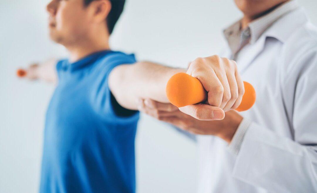 Kinetoterapia – tehnică de recuperare fizică